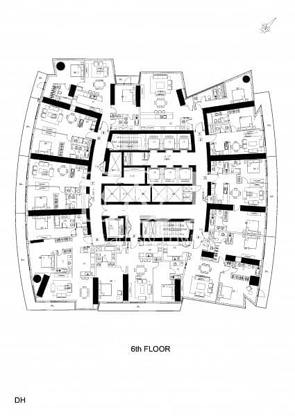 16 Full Palm Facing |Furnished |Highly Rented |Fendi