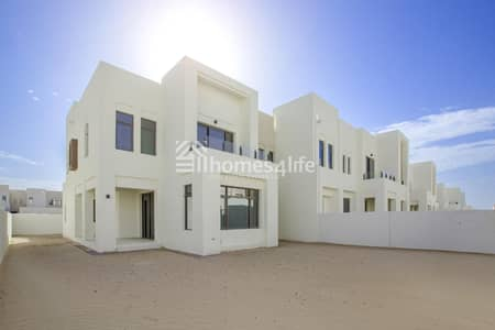 تاون هاوس 4 غرف نوم للايجار في ريم، دبي - Beautiful Single Row Home | Type F | Lovely View