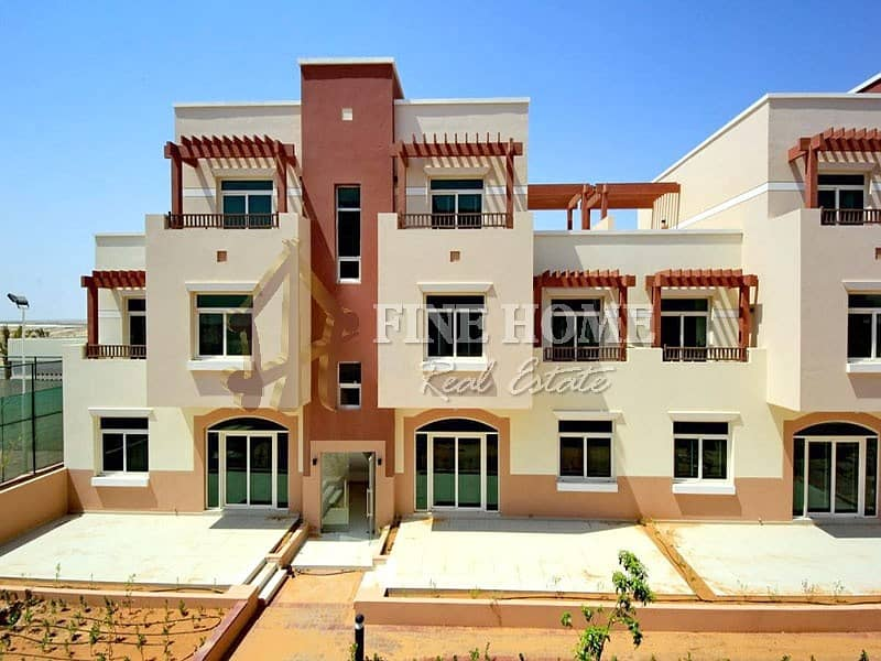 2 Studio Apartment Available in Al Ghadeer