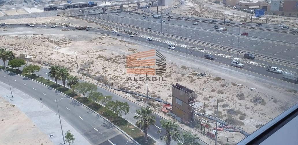28 1Mth free- 12 Checks - Brand New In Al-Manara Towe...