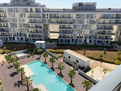 1 Bedroom Flat for Rent in Dubai Production City (IMPZ), Dubai - Brand New 1 B/R - Facing Pool Garden - Midtown