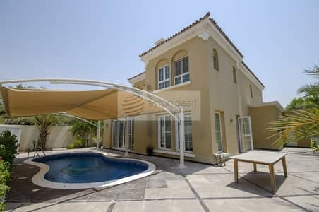 4 Bedroom Villa for Rent in Arabian Ranches, Dubai - Private Pool | Quiet Location | Type 10 4BR Villa