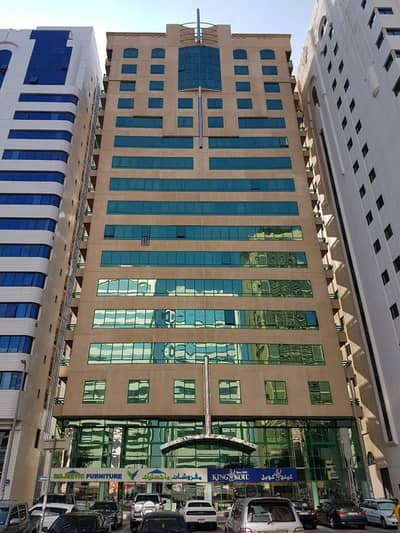 3 Bedroom Flat for Rent in Airport Street, Abu Dhabi - 3 BHK Flat + Maid Room + 2 Balconies in Airport Tower.