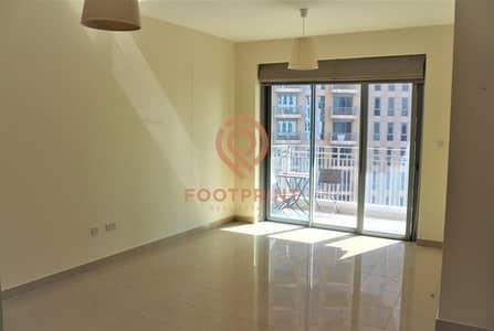فلیٹ 1 غرفة نوم للايجار في وسط مدينة دبي، دبي - Burj Khalifa and Garden View   Nice Price