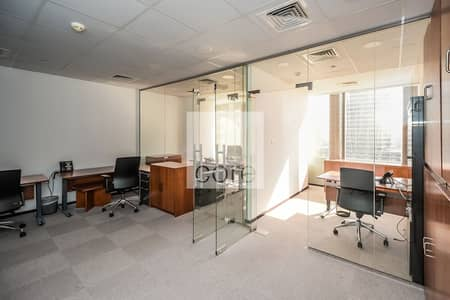 Office for Rent in Jumeirah Lake Towers (JLT), Dubai - Fitted and Furnished | Available on Jan 2021