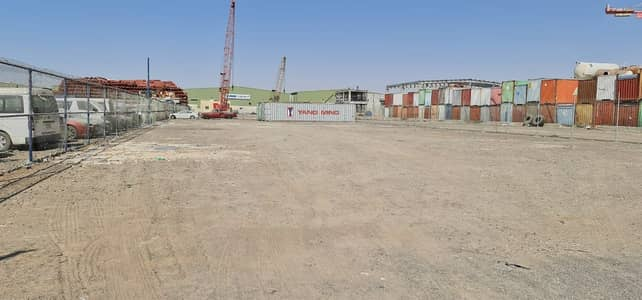 Industrial Land for Rent in Emirates Modern Industrial Area, Umm Al Quwain - 20,000 sq. ft. Open Land available in Emirates Modern Industrial area, Umm Al Quwain