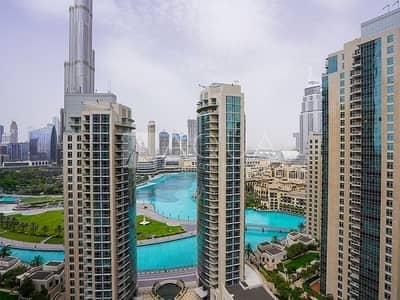 فلیٹ 1 غرفة نوم للبيع في وسط مدينة دبي، دبي - Fully Furnished | Available | Immaculate
