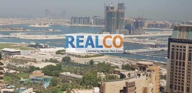 شقة 3 غرف نوم للبيع في جميرا بيتش ريزيدنس، دبي - Murjan one of the best layout 3BR+M | Sea & Palm view