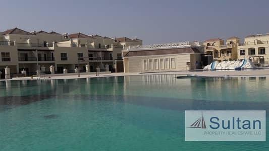 3 Bedroom Townhouse for Sale in Al Hamra Village, Ras Al Khaimah - Marvelous Offer for Bayti 3 BR Maid Room