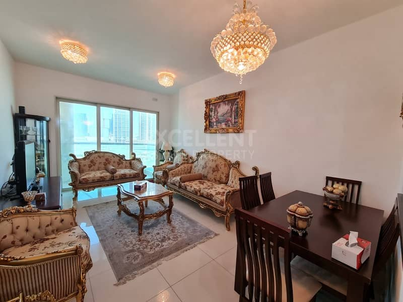 Luxurious and Affordable|1BH Apt|Fully Furnished