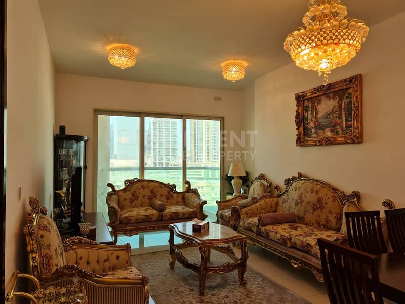 2 Luxurious and Affordable|1BH Apt|Fully Furnished