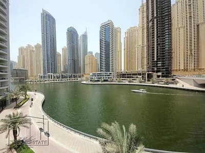 1 Bedroom Apartment for Rent in Dubai Marina, Dubai - Full Marina View | ALL BILLS INCLUDED