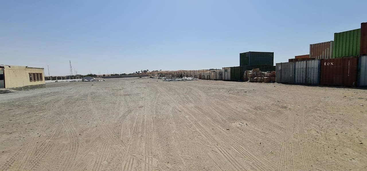 ارض صناعية في منطقة الإمارات الصناعية الحديثة 360000 درهم - 4782277