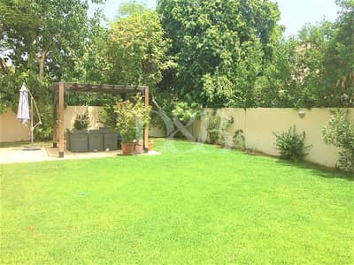 5 Bedroom Villa for Rent in The Meadows, Dubai - Type 7 | Maids Room | Well Maintained Villa