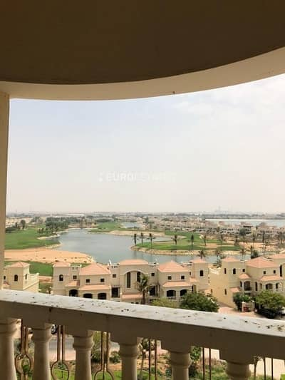 Studio for Sale in Al Hamra Village, Ras Al Khaimah - Large Studio Apt. - Gorgeous Lagoon & Golf Course