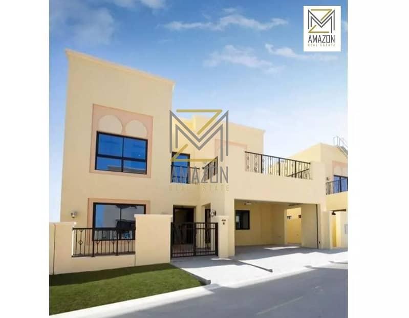 BRAND NEW 4 Bedroom Villa / Huge and Spacious / Amazing Community - Nad Al Sheba 3