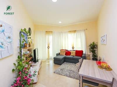 فلیٹ 3 غرف نوم للايجار في أبراج بحيرات الجميرا، دبي - Fully Furnished 3 Bedroom In JLT With Sea View