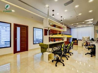 مکتب  للايجار في الخليج التجاري، دبي - Spacious Fitted Office| Unfurnished| Ready To Move