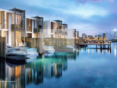 شقة 1 غرفة نوم للبيع في ميناء راشد، دبي - Limited Offer   Full Marina View   Spacious   1BR   Sirdhana