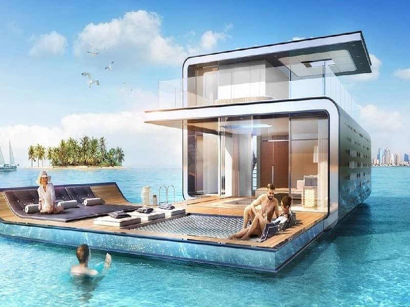 2 10% GUARANTEED ROI FOR 10 YEARS | Bentley Signature | Floating Villa | Unique | 2BR