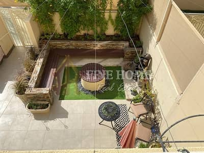 4 Bedroom Townhouse for Sale in Al Raha Gardens, Abu Dhabi - Ready To Move Now 4 BR TH So close To Mall