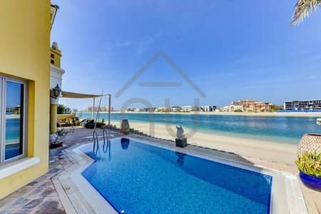 4 Bedroom Villa for Sale in Palm Jumeirah, Dubai - PRICED TO SELL | Exclusive Stunning GH Villa | Atlantis View