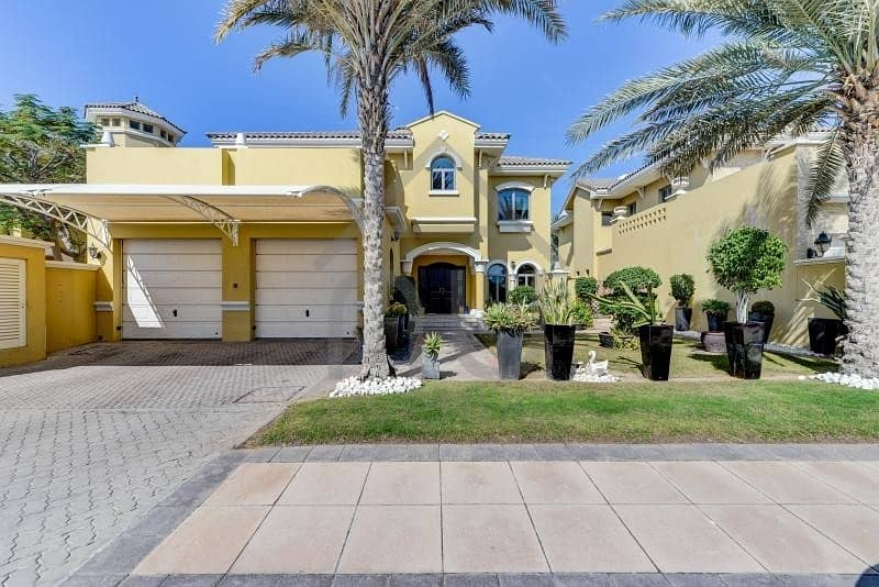 10 PRICED TO SELL | Exclusive Stunning GH Villa | Atlantis View