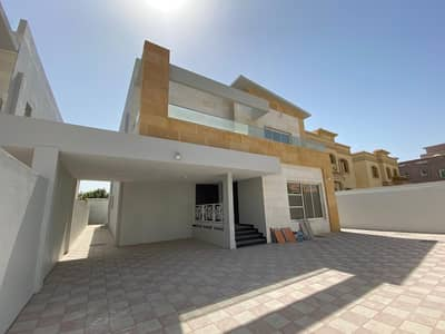 CATCH THE OFFER LAVISH BRAND NEW EUROPEN STYLE 5 ROOMS VILLA FOR YEARLY  LEASE IN AJMAN FOR AED: 90,000/-,