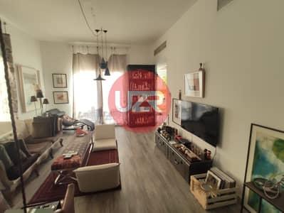 فیلا 3 غرف نوم للايجار في الينابيع، دبي - Street 3 | Type 1E Lake View | Wooden floors