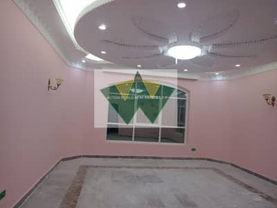 Brand new 5 MBR villa with private entrance in MBZ city