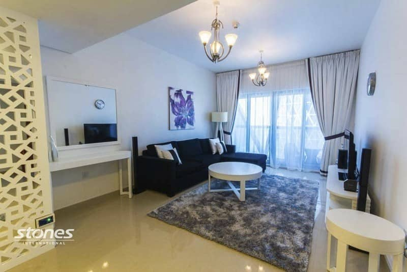 1 Contemporary Furnished 1 Bed in the heart of DIFC.