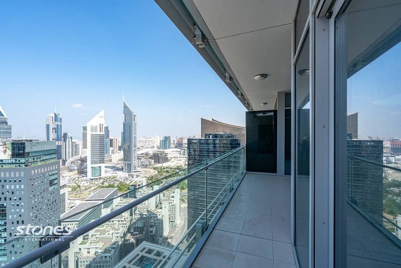 Elegant Unit on High Floor with DIFC View