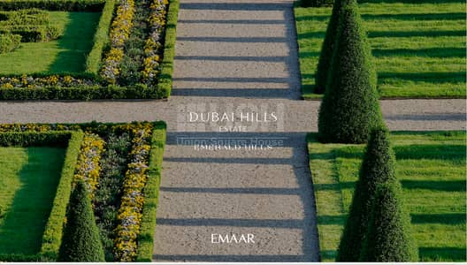 Parkway land@Dubai Hills Estate|PLOT