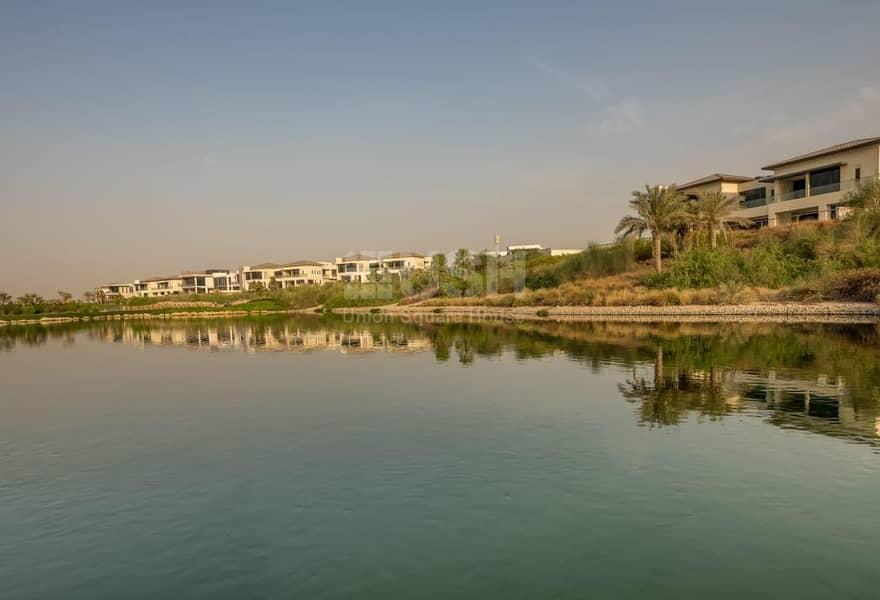 2 Parkway land@Dubai Hills Estate|PLOT