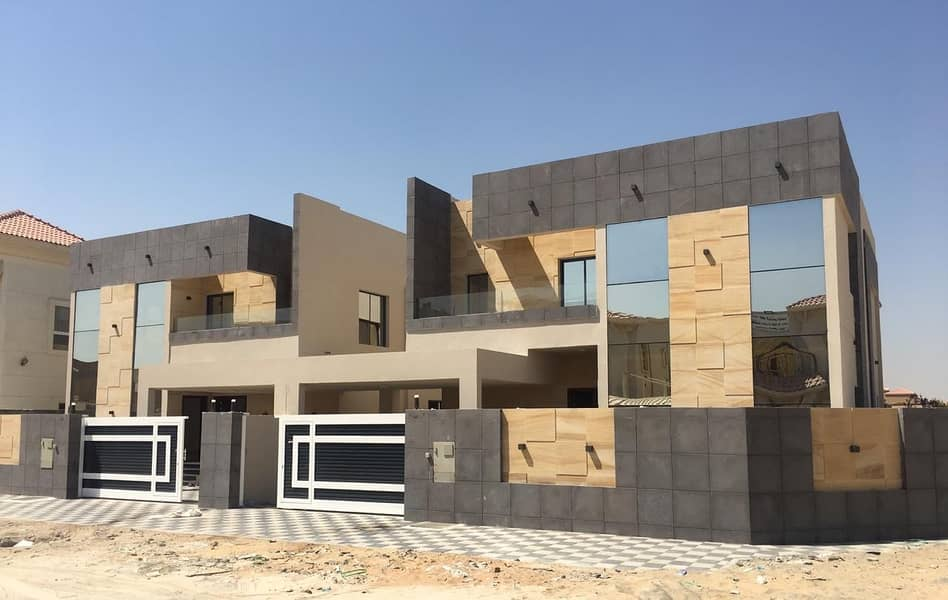 Villa for sale super duplex finishing with the possibility of bank financing