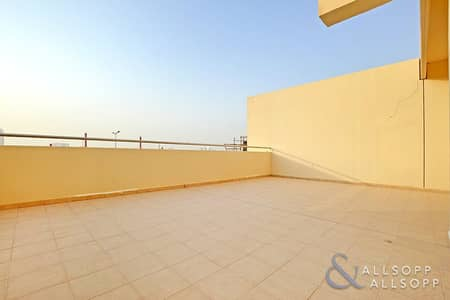 1 Bedroom Apartment for Rent in Motor City, Dubai - Large Terrace   Available Now   1 Bedroom