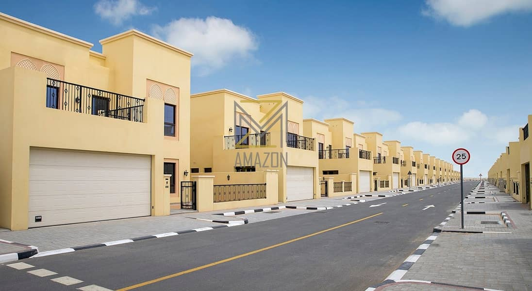 Lowest Price / 4 Bedroom Villa / Spacious and Huge / Nad Al Sheba 3