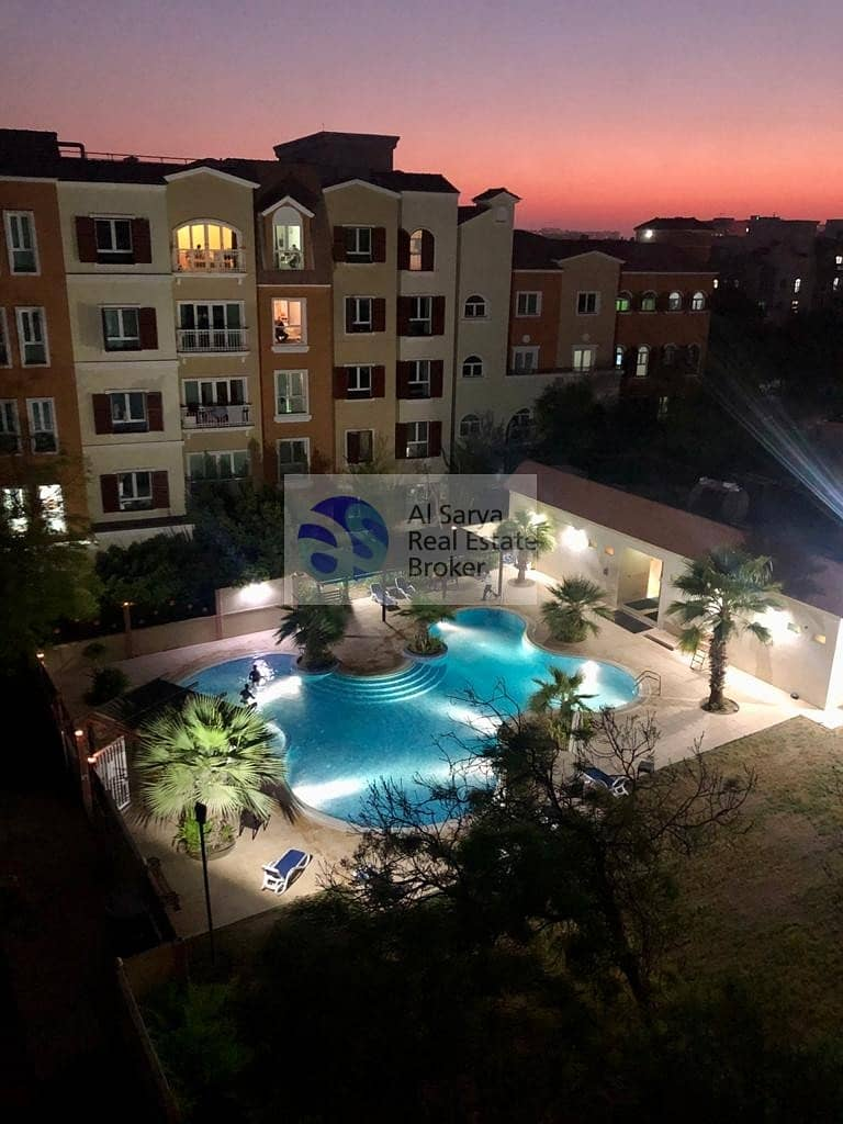 DEAL OF THE DAY STUDIO FOR RENT IN ST 3 BLD 92 NEXT TO POOL