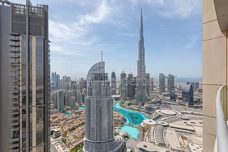 3 Bedroom Apartment for Rent in Downtown Dubai, Dubai - 3BR+M Apartment| Amazing Views | High Floor