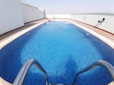 1 Bedroom Apartment for Rent in Al Mamzar, Dubai - Luxurious like A  Brand  New Chiller Free  2 Month Free  Full Facilities Rent AED 46000 Al mamzar