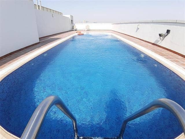 Luxurious like A Brand New Chiller Free 2 Month Free Full Facilities Rent AED 46000 Al mamzar
