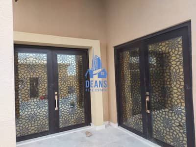 Brind New 7 bedroom villa with maid and driver room in mbz