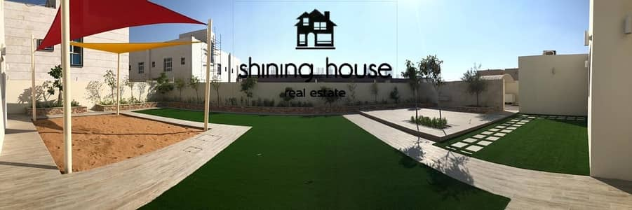 5 Bedroom Villa for Sale in Shakhbout City (Khalifa City B), Abu Dhabi - For sale villa VIP in Shakhbout city 100 in 152