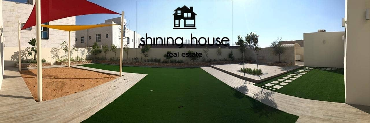 For sale villa VIP in Shakhbout city 100 in 152