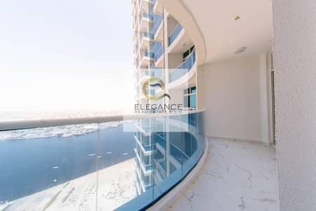 شقة 1 غرفة نوم للبيع في الراشدية، عجمان - إمتلك شقة في ابراج الواحة على خور عجمان