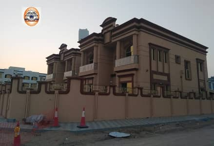 5 Bedroom Villa for Sale in Al Mowaihat, Ajman - Villa for sale, super duplex finishing at an attractive price with the possibility of bank financing
