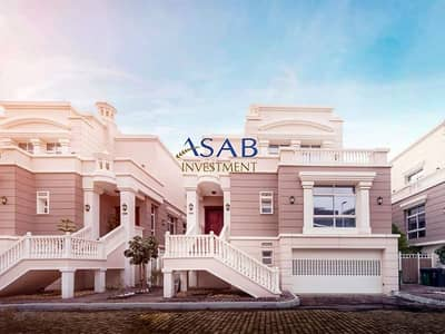 4 Bedroom Villa for Rent in Khalifa City A, Abu Dhabi - An Exquisite Residence in Al Forsan Village! Khalifa City Central
