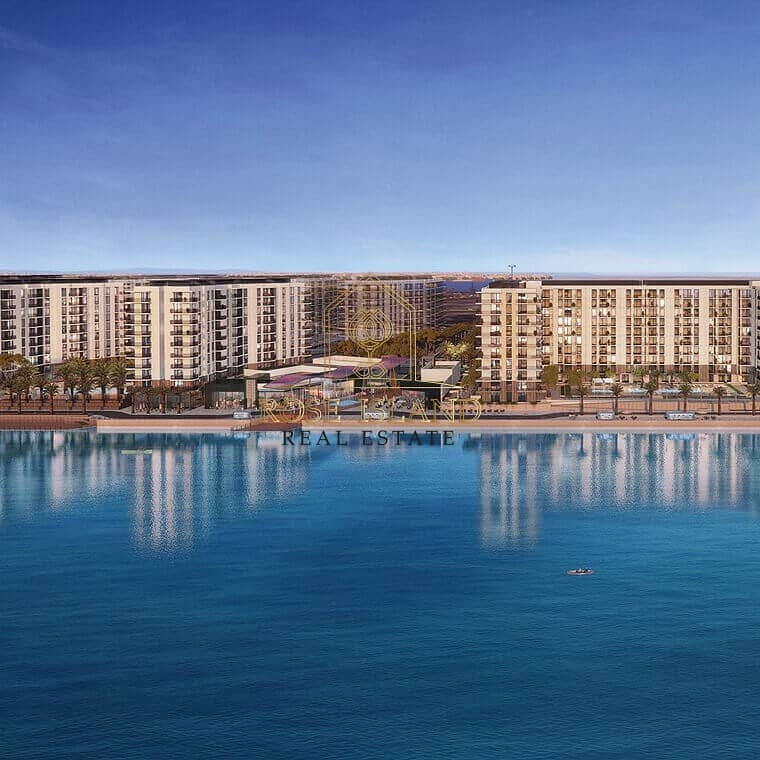 Great Investment Plan! Luxurious  3BR Apt   Waterfront