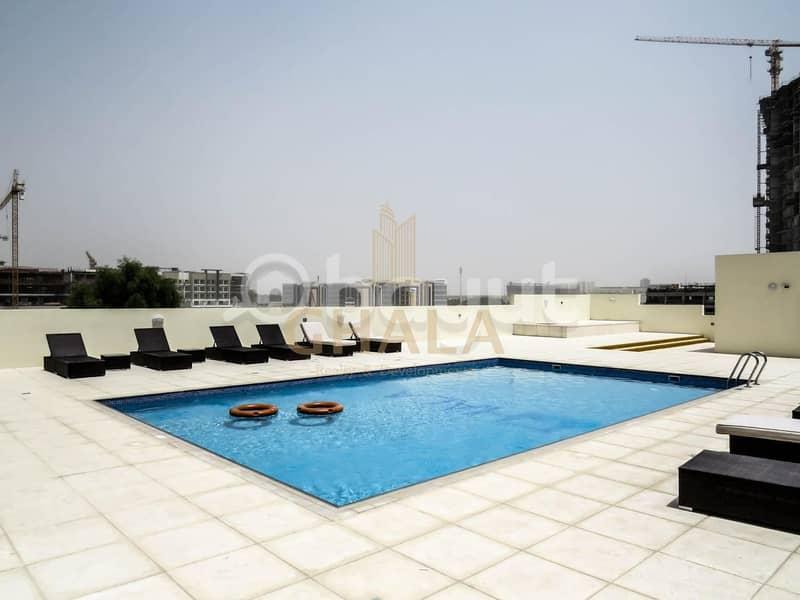 9 Spacious 1 BDR Apartment at Al Barsha South 3