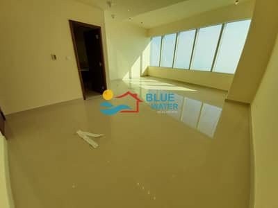 2 Bedroom Apartment for Rent in Corniche Area, Abu Dhabi - NO Fee! 2 M/BR With Facilities in Nation Tower
